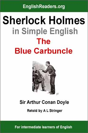The Blue Carbuncle cover