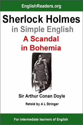 A Scandal in Bohemia cover